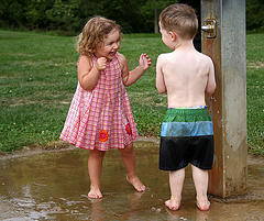Water Giggles by McBeth -- Flickr photo